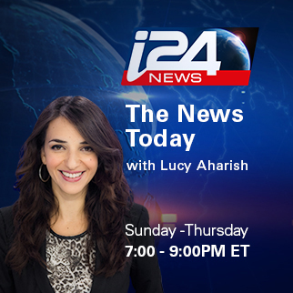 i24 news today
