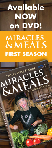 Miracles & Meals dvd